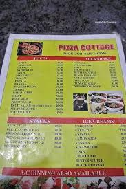 Pizza Cottage Tiruchirappalli Restaurant Reviews & s