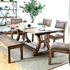 Dining Room Table Furniture Rustic Set Of Industrial Pine