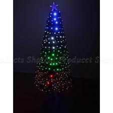 6ft Fibre Optic Christmas Tree Beautiful 46 Pre Lit Led