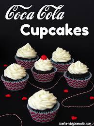 Coca Cola Cupcakes