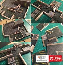 Dungeons And Dragons Tiles Pdf Free by Sci Fi Map Tiles 2 5d And Vtt Modular Tiles Set 1 Middle