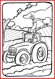 Coloriage Tracteur John Deere à Imprimer Nouveau Sis Wie Schnell