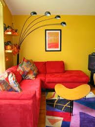 wohnungseinrichtung kombinationen mit gelb in der