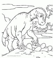 Free Coloring Disney Dinosaur Pages About Printable Archives