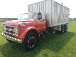 100 Cheap Trucks For Sale By Owner 1971 Chevrolet C60 Tandem Twin Screw Drive With 427 And Allison