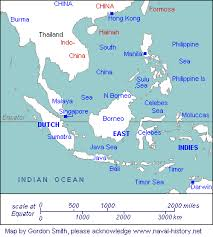 South East Asia With Dutch Indies