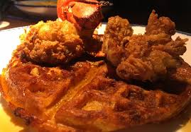 Red Lobster Waffle And The Taste Of Disappointment