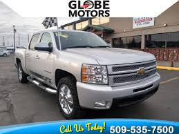 100 Used Trucks Spokane Cars Pickup For Sale WA Globe Motors