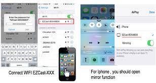 Ezcast 5g Wifi Tv Receiver Smart Tv Stick Ez Cast Android Mini Pc