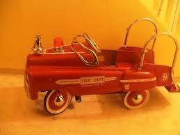 Hook And Ladder Fire Truck No.9 | Collectors Weekly Goki Vintage Fire Engine Ride On Pedal Truck Rrp 224 In Classic Metal Car Toy By Great Gizmos Sale Old Vintage 1955 Original Murray Jet Flow Fire Dept Truck Pedal Car Restoration C N Reproductions Inc Not Just For Kids Cars Could Fetch Thousands At Barrett Model T 1914 Firetruck Icm 24004 A Late 20th Century Buddy L Childs Hook And Ladder No9 Collectors Weekly Instep Red Walmartcom Stuff Buffyscarscom Page 2