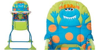 cosco simple fold deluxe high chair only 29 98 shipped regularly