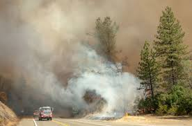 California's Fires Are Affecting Cities' Air Quality Dozens Of Miles ...