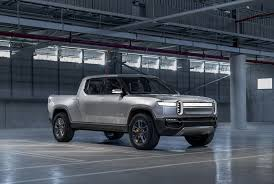 Unveiled: The Rivian R1T Electric Pickup Truck • Gear Patrol