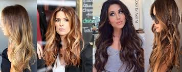 Latest Hair Color Trends For Summer 2018 Top Best Por Hot Spring