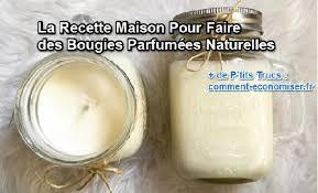 huile parfumee pour bougie la recette maison pour faire des bougies parfumées naturelles