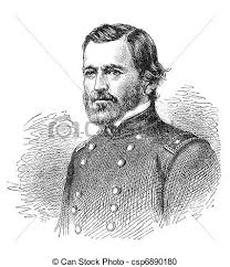 General Grant Ulysses S A Union In The American