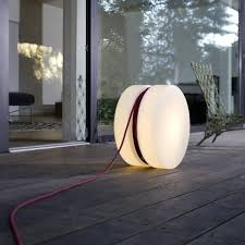 Modern & Handy Yoyo Outdoor Floor Lamp