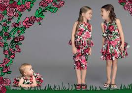 Kids Fashion Trends For This Summer Seasonal Flower Patterns Discover The Seasons Newest Designs
