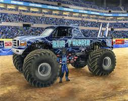 Blue Thunder   Monster Trucks   Pinterest   Monster Trucks, Trucks ... Big Kahuna Monster Trucks Wiki Fandom Powered By Wikia Bigfoot Monster Truck Trucks Suv Ford Pickup Pick Up Car Crushing Arrma Big Rock Crew Cab 4x4 3s Blx Rtr 110 Truck Video Madness Upgrading To Rc4wd King Limited Edition Foot 116 Remote Control 24g Off Road Realistic Worlds First Million Dollar Luxury Goes Up For Sale Jams Female Driver Not Afraid Step On It From Around The World Cars Pinterest Bigfoot Vs Usa1 Birth Of History Hot Wheels Live Bert Ogden Arena Tripletts Eye Cars Mcqueen For Children Kids Video Youtube