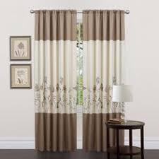 Butterfly Curtain Rod Kohls by Akemi Border Embroidered Room Darkening Rod Pocket Single Curtain