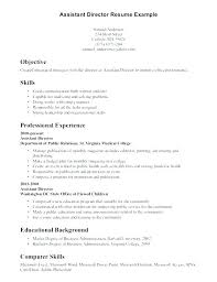 Sample Of Skills And Abilities In Resume Special Interests