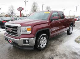 2014 Used GMC Sierra 1500 SLE Double Cab 4x4 17