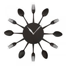 pendule murale cuisine horloge cuisine design avec cuisine design pendule murale