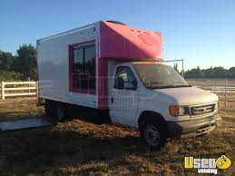 Ford E350 Ice Cream Food Truck | Coffee Truck For Sale In California