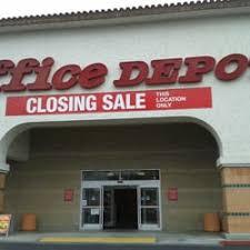 fice Depot CLOSED 20 Reviews fice Equipment 725 W