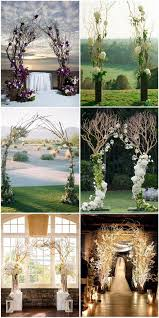 Awesome Rustic Wedding Arch Ideas Styles 2018 56 Romantic You Will