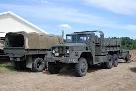 100 6x6 Military Truck Vehicle Spotlight 1955 M54 Mack 5ton Cargo And