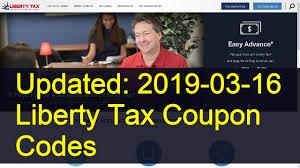 Liberty Tax Service Coupon, Promo Codes & Cashback