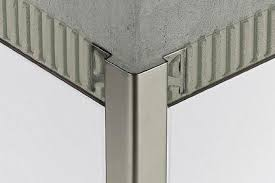 aluminum edge trim for tiles outside corner schluter皰 eck e