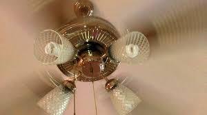 Smc Ceiling Fan Blades by Smc Diamond Crystal Ceiling Fan Youtube