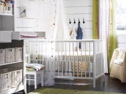 chambres b b ikea une chambre de bébé nos idées déco femme actuelle