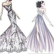 Dress Fashion Sketch Screenshot Thumbnail