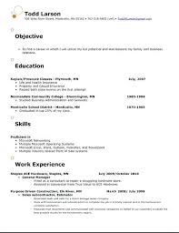 Objective Samples For Resumes Catchy Resume Examples Sample Career Fresh Graduate