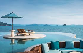 100 Worldwide Pools The Naka Island Phuket Starwood Hotels Resorts