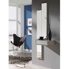meuble de rangement pour l entrée de votre maison et miroir