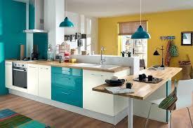 meubles cuisine design meuble de cuisine design cuisine blanc bleu jaune meubles blancs