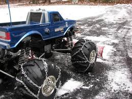 100 Rc Truck Snow Plow RC Plow RCCrawler