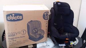 siege axiss isofix chicco oasys 1 isofix 1 car seat black in romford