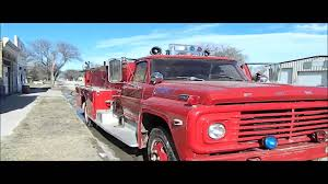 1971 Ford Fire Truck For Sale | Sold At Auction March 1, 2016 - YouTube