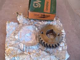 100 1939 Gmc Truck 40 42 46 48 50 52 54 56 58 60 Gmc Truck Crankshaft Gear Nos Gm