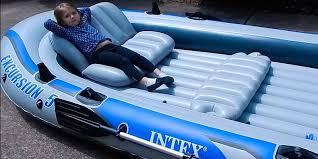 Intex Excursion 5 Floor Board 5 best inflatable boats reviews of 2017 bestadvisor com