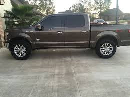 My 2.5 Leveled W/ 35s King Ranch - Page 5 - Ford F150 Forum ... Spin Tires Lifted Semi Truck Rock Crawling Kansas City Trailer Custom Black Widow Trucks Best Chevrolet 50 Pickup For Sale Under 100 Savings From 1229 Used For Near You Phoenix Az Ram Gallery Ford F250 Xl New Cars Upcoming 2019 20 Conklin Fgman Buick Gmc In Mo 1998 Dodge Ram 3500 Laramie Slt Quad Cab Pickup Truck Item Robert Brogden Dealership Sca Performance Quality Net Direct Auto Sales Ford Cmialucktradercom Hendrick Shawnee Mission Chevy