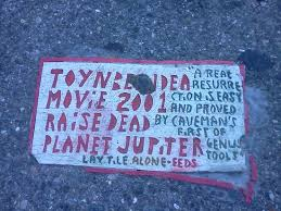 new toynbee tile sighting park franklin baltimore or less