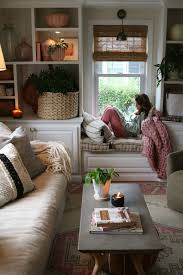 easy fall decorating ideas in the living room especially