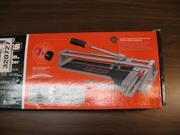 Brutus Tile Cutter 13 Inch by Brutus 13 Tile Cutter Espotted