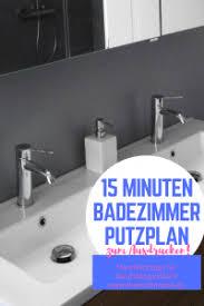 putzplan für das badezimmer ein sauberes bad in nur 15